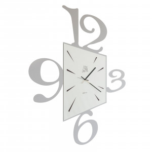 Large wall clock Big Perspective
